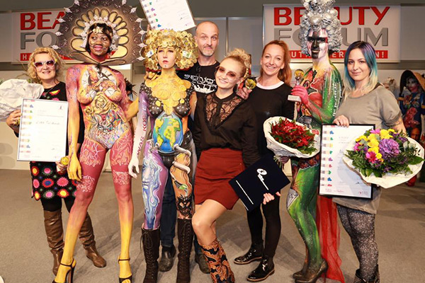 Messeprogramm am Beauty Forum München
